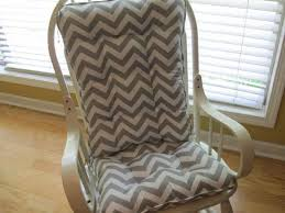 Target Outdoor Chair Cushions Nursery Exceptional Comfort Make Ideal Choice With Rocking Chair