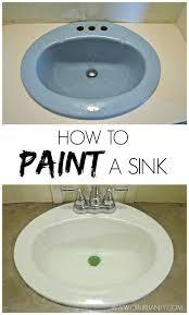 best 25 painting bathroom sinks ideas on pinterest diy bathroom