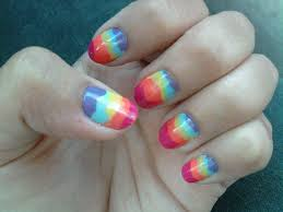 dripping paint colorful nail art for kids youtube how to do