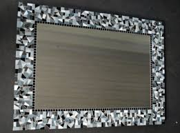 Mirrored Wall Panels Mosaic Mirrored Wall Panel Fabulous Home Ideas