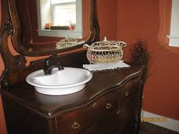 Repurposed Furniture For Bathroom Vanity Bathroom Repurposed Furniture Bathroom Vanity Mirror Sink Ideas