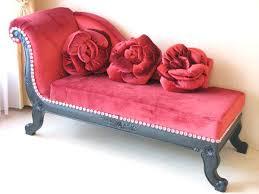 Pink Chaise Lounge Pink Chaise Lounge Madame Velvet Chaise With