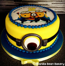 edible minions cake edible image order perfectend for