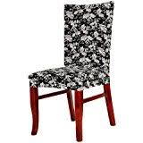 Dining Chair Cover Buy Magideal Dining Chair Cover Chair Protector Stretch Slipcover