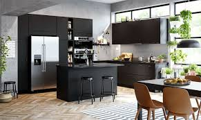 how to clean matte black cupboards 80 black kitchen cabinets the most creative designs