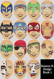 57 best heros images on pinterest face paintings face painting