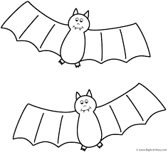 cute bats coloring pages download coloring pages halloween