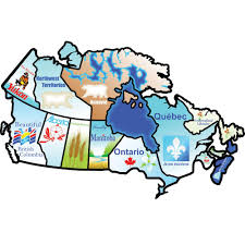 Blank Map Of Canada Provinces And Territories by Canadian Provinces Sticker Brothers 800 Stickers Camping World