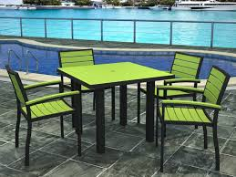 Lime Green Bistro Table And Chairs 25 Patio Dining Sets For