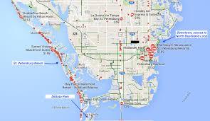 Tampa Airport Map Great Runs In Tampa St Petersburg U2013 Great Runs U2013 Medium