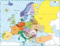 mapa europe maps de europa animal disease notification system adns european