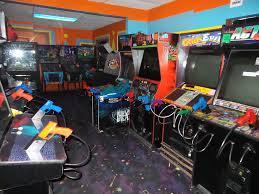 arcade game room u2013 fun time square