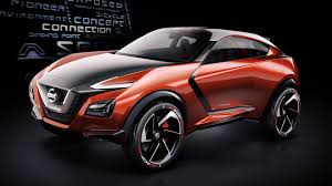 nissan crossover introducing the nissan gripz concept a radical sports crossover