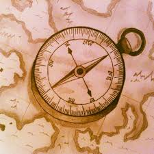 Map Tattoos World Map And Compass Tattoos On Biceps Photos Pictures And