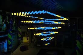 electric sky kinetic lights