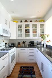 decorating the top of your kitchen cabinets wearefound home design