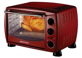 Oven Toaster Griller Reviews Sheffield Classic Electric Oven Toaster Griller 23 Ltr Red
