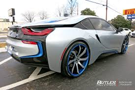 Bmw I8 With Rims - bmw i8 with 22in forgiato fondare ecl wheels exclusively from