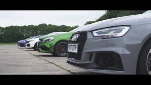the best cars of 2017 this is why the audi rs3 is the best hothatch of 2017 trailer