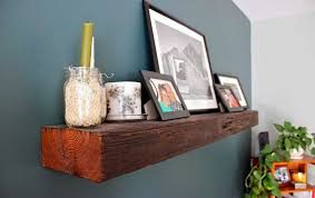 31 magnificent reclaimed wood shelves