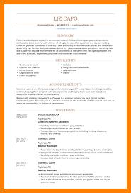 Resume Volunteer Work 8 Resume Volunteer Sap Appeal