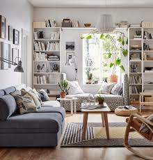 Ikea Living Rooms by Ikea Vallentuna Living Room Popular Modern Billy Lisabo Ikea