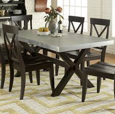 Zinc Top Bistro Table Round Zinc Top Dining Table U2014 Rs Floral Design Best Zinc Top