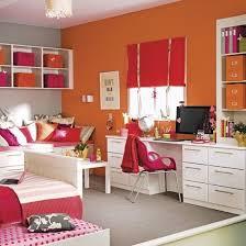 Bedroom Design Ideas For Teenage Girls 192 Best Orange And Pink Rooms Images On Pinterest Home Pink