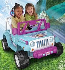 jeep power wheels for girls fisher price disney frozen wrangler jeep walmart canada