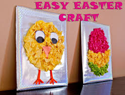 easter cute and super easy easter crafts kids of all ages can do