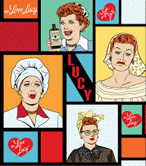 i love lucy i love lucy pop art cotton fabric joann
