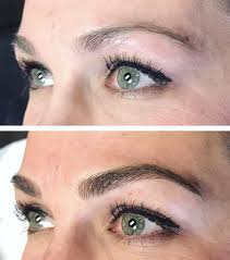 New Eyebrow Tattoo Technique Everlasting Brows Microblading Ethereal Day Spa
