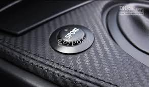 Vinyl Car Interior 2018 Wholesale 3d Carbon Fiber Wrap Vinyl Car Sticker 3d Carbon
