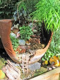Bird Bath Fairy Gardens Gardening By Molly Mackenna idolza