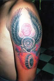 bali crazy tattoo design
