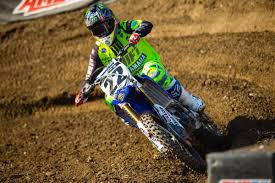 pro motocross salary official cooper webb and chad reed to factory yamaha in 2017