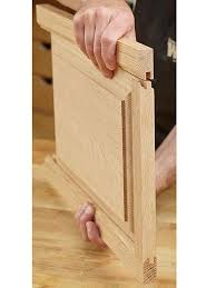 How To Install A Lock On A Cabinet Door Simple Frame And Panel Doors In 30 Minutes Wood Magazine