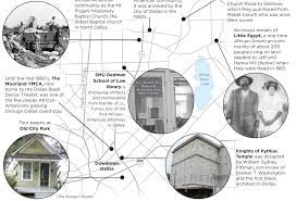 Smu Map It U0027s Time To Unearth The Layers Of Black History Hidden Beneath