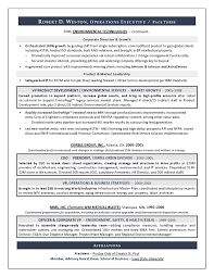 Atlanta Resume Writer Best Executive Resume Writer Sample Resume Coo U0026 Gm Resume