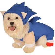 sonic costume for pets buycostumes sonic costume for pets