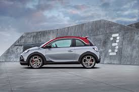 opel germany opel prices adam rocks s from u20ac19 990 in germany