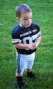 Cute Halloween Costumes Boys Toddler Halloween Costume Diy Football Player Broncos Payton