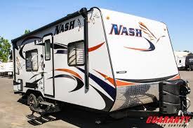 nash travel trailer floor plans 2017 northwood nash 22h new t36284