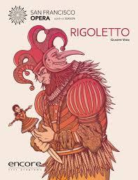 rigoletto program by san francisco opera issuu
