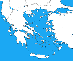 Blank Map Of Spain by Blank Map Of Greece By Dinospain On Deviantart