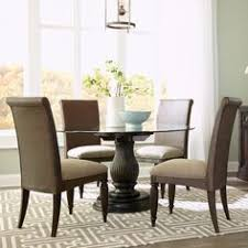 broyhill furniture seabrooke 7 piece turned leg dining table and