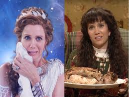 kristen wiig is the best goddess of creation worst thanksgiving