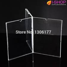 table tent sign holders acrylic table tent is six sided for a5 signs menu display dl photo