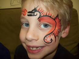 best 20 dragon face painting ideas on pinterest halloween