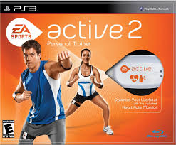 amazon com ea sports active 2 playstation 3 video games